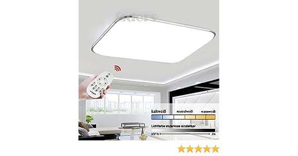 Plafoniere Da Ufficio Prezzi : Vingo w led lampada da soffitto plafoniera