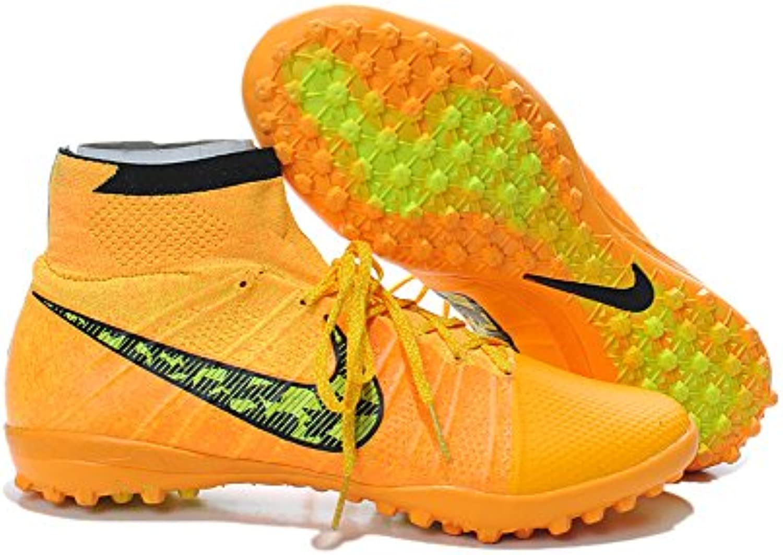 FRANK Soccer Herren Elastico Superfly TF Fußball Stiefel Schuhe
