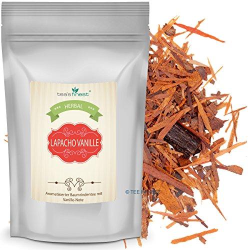 Lapacho Vanille, 100% innere rote Rinde aus nachhaltigem Anbau (100 Gramm)