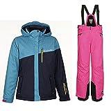 Killtec Leanca Jr - Ski Set Mädchen Skianzug, Bitte Größe wählen:140