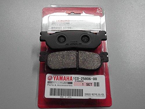 PASTIGLIE FRENO ORIGINALI YAMAHA PER X-CITY 250- X MAX ABS 125- X MAX 250