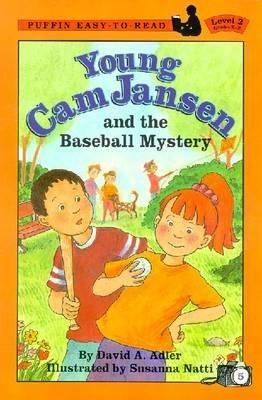By Adler, David A. ( Author ) [ Young Cam Jansen and the Baseball Mystery By Mar-2001 Paperback