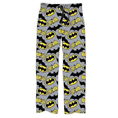 Batman Logo Pantalones de pijama multicolor S