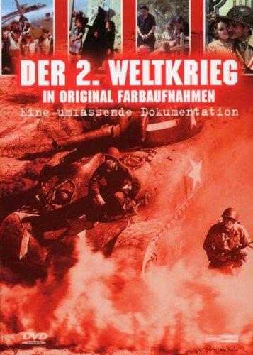 Polyband/WVG Der 2. Weltkrieg in Original Farbaufnahmen [3 DVDs]