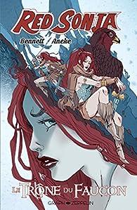 Red Sonja - Le Trône du Faucon par  Aneke