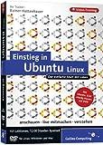 Einstieg in Ubuntu Linux - Das Video-Training auf DVD
