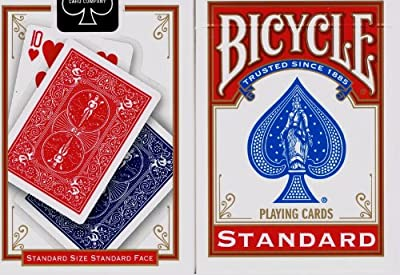 Cartes Bicycle Standard : 2 jeux