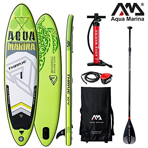 Aqua Marina Thrive aufblasbares SUP – iSUP, Stand up Pa… | 04260452065118