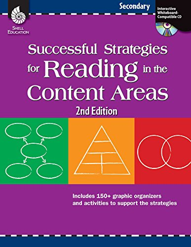 s for Reading in the Content Areas: Secondary [With CDROM] (Successful Strategies in the Content Areas) ()