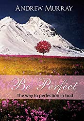 Be Perfect - The way to perfection in God (English Edition)