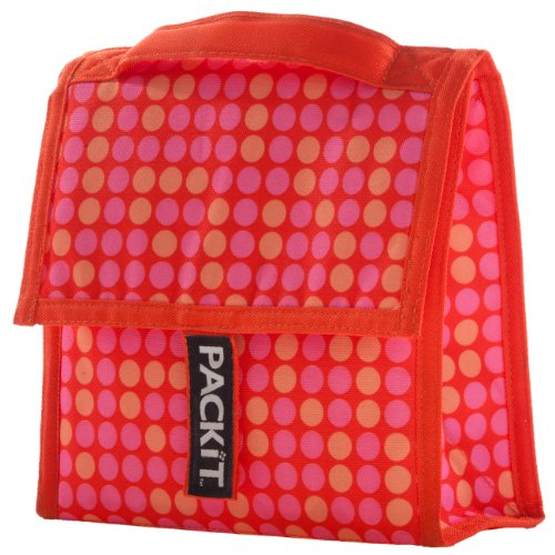 packit-tasche-mini-orange-punkte