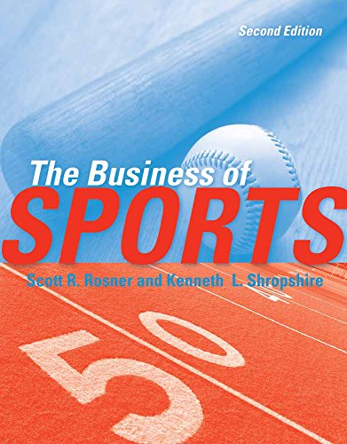 The Business Of Sports 2e