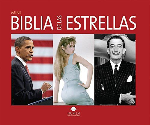 Mini biblia de las estrellas/Mini Celebrity Bible