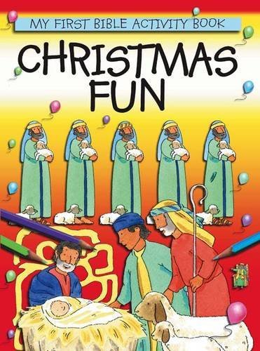 Christmas Fun (My First Bible Activity Book) by Leena Lane (2003-09-19)