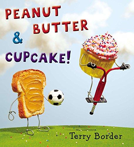 Peanut Butter & Cupcake por Terry Border