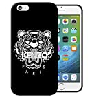Coque Iphone 7 Kenzo Paris Noir Etui Housse Bumpr