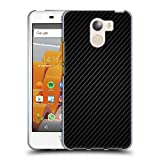Official Alyn Spiller Plain Carbon Fiber Soft Gel Case for