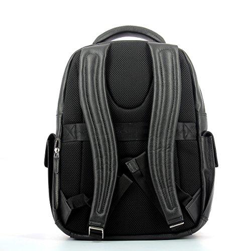 HomeValigeriaZainiPiquadro Modus zaino pelle 43 cm compartimenti portatile.  -39%. 🔍. On Sale. Valigeria ... abee43fde00