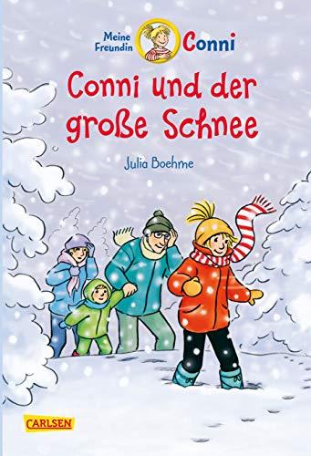 Große Schnee (Conni-Erzählbände 16: Conni und der große Schnee (farbig illustriert))