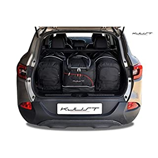 KJUST - Auto-Taschen AUF Mass Renault KADJAR, 2015- CAR FIT Bags