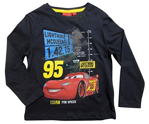 Cars Disney 3 Langarmshirt Lightning McQueen Jungen