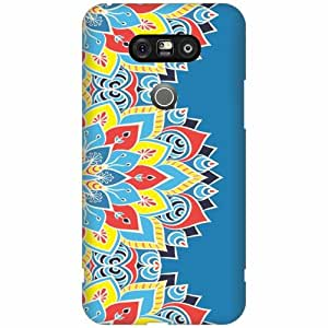 PrintlandDesignerHard Plastic Back Cover for LG G5 -Multicolor