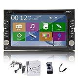 EINCAR Wince 8.0 Multimedia Elettronica Lettore Dvd 2 DIN in Dash Autoradio in Deck Auto Video MP3 Musica Automotive Headunit Auto Radio CD Stereo dell'automobile dello Schermo di Tocco di 6.2 po