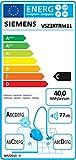 Siemens Z3.0 extreme power VSZ3XTRM11 Bodenstaubsauger (850 W, EEK C, 41 l, air/Compressor Technology, Ultra Hepa Hygienefiltersystem) schwarz/grau - 2