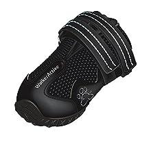 Walker Active Protective boots, Black, M–L, 2 pcs