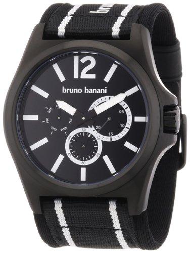 Bruno Banani Men's Quartz Watch BR21029 with Textile Strap