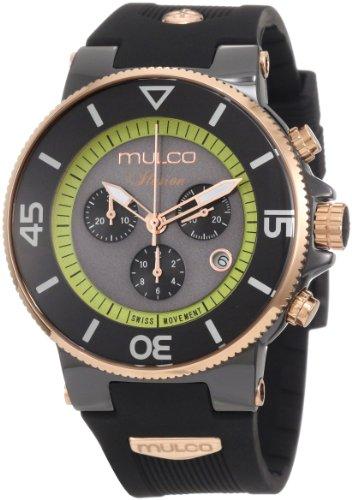 Mulco MW3-11009-025 - Reloj color negro