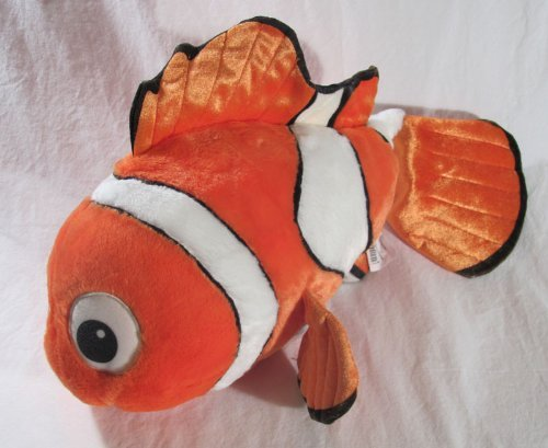 Click for larger image of Disney Finding Nemo Plush Doll : Nemo