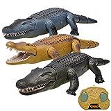 Elegantes Spielzeug mit elektrischer Fernbedienung, Krokodil-Spielzeug, leuchtendes Klang, Tiere, Krabbeln, Krokodil