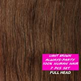 Best Full Hair Remy Hair Extensions - Clip In Real Remy Human Hair Extensions Full Review