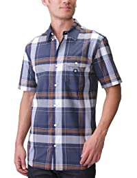 DC Shoes Herren Hemd Apparition Short Sleeve