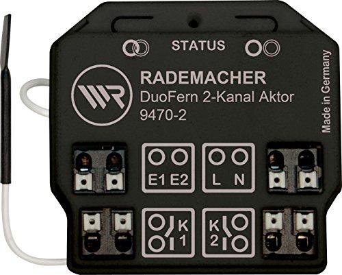 Rademacher Universalaktor Duofern, 2-Kanal 9470-2, 4716745