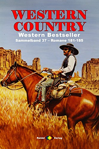182 Matt (WESTERN COUNTRY Sammelband 37: Romane 181-185 (5 Western-Romane))