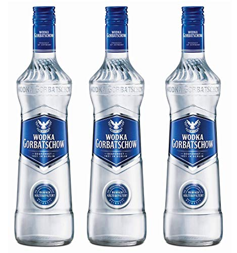 Wodka Gorbatschow 37,5{5ded52ff97e338cd579efce16309ae7405a8ec7d1a2374ea4f465f010ca4759e} Vol. (3 x 0.7 l)