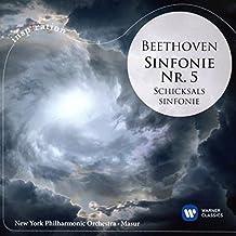 Beethoven: Sinfonie Nr. 5 (Schicksalssinfonie)