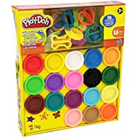 Hasbro A4897E25 - Playdoh Super Color