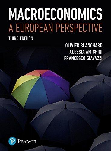 Macroeconomics: A European Perspective