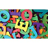 Chenille Kraft Company CK-3603 Colored Wooden Letters