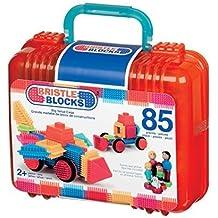 Bristle Blocks : Big Value Case (85 Pieces)