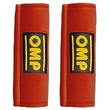'Omp ompdb/450/3/R Pair of Pads x 3 Belts