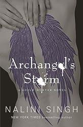 Archangel's Storm: A Guild Hunter Novel (Guild Hunter series Book 5)