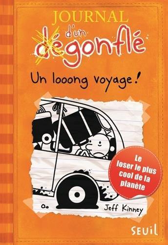 Journal d'un dégonflé - tome 9 Un looong voyage (09)