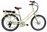 Viking Women's Downtown Bike, Cream, Medium