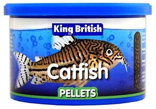 King British Wels Pellets (Größe: 200g), einen Artikel