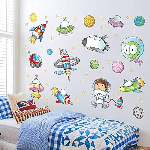 lien Wandaufkleber Kinderzimmer Schlafzimmer Kinderzimmer Wandtattoos Abnehmbare Kunst Wandbilder Pvc Tapete Wohnkultur ()