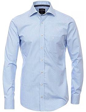 CASAMODA Herren Businesshemd 100% Baumwolle Modern Fit